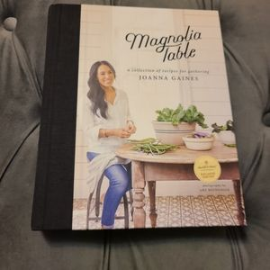 NWT MAGNOLIA TABLE COOK BOOK